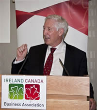 Ireland Canada Business Association AGM 2012